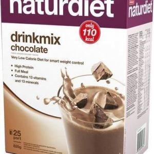 Naturdiet Drinkmix Suklaa