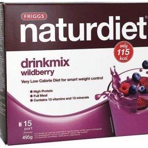Naturdiet Drinkmix Wildberry
