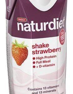 Naturdiet Shake Mansikka