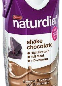 Naturdiet Shake Suklaa