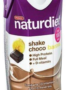 Naturdiet Shake Suklaa-Banaani