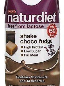 Naturdiet Shake Suklaa-Toffee