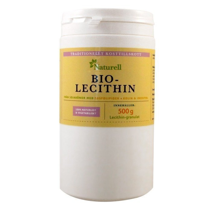Naturell Bio-Lecithin Granulat 500 g