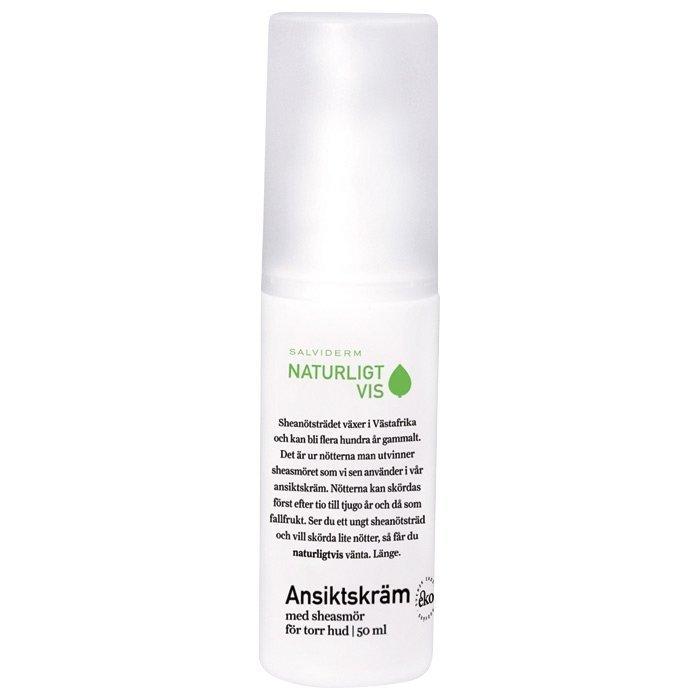 Naturligtvis kasvovoide kuiva iho EKO (kasvipohjainen) 50 ml