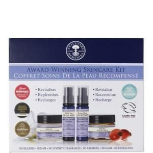 Neal's Yard Remedies Award Winning Skincare Kit Matkapakkaus