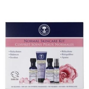 Neal's Yard Remedies Normal Skincare Kit Matkapakkaus