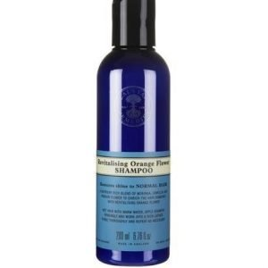 Neal's Yard Remedies Orange Flower Shampoo
