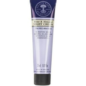 Neal's Yard Remedies Rose & Almond Yövoide