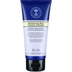 Neal's Yard Remedies Rose Facial Polish Kuorintavoide