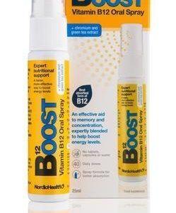 Nordic Health Boost B12-Vitamiinisuihke