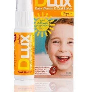 Nordic Health Dlux Junior D-Vitamiinisuihke