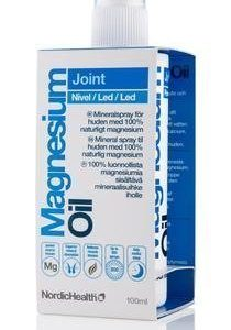 Nordic Health Magnesiumsuihke Kipu-Nivel