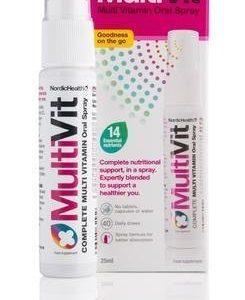 Nordic Health Multivit Monivitamiinisuihke