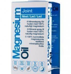 Nordic Health Sprays Magnesium kipusuihke matkakoko