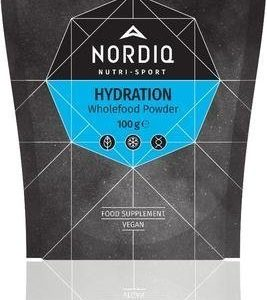 Nordiq Nutrition Hydration Wholefood Powder