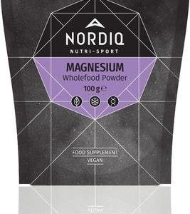 Nordiq Nutrition Magnesium Wholefood Powder