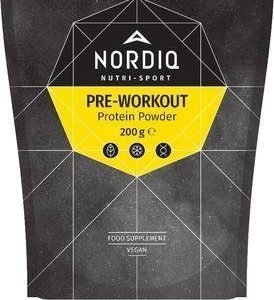 Nordiq Nutrition Pre-Workout Protein Powder