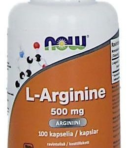 Now Foods Arginiini