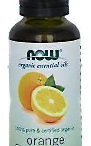 Now Foods Luomu Appelsiiniöljy
