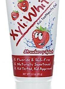 Now Foods Xyliwhite Hammastahna Strawberry Splash