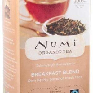 Numi Breakfast Blend Luomu Tee