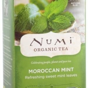 Numi Moroccan Mint Luomu Tee