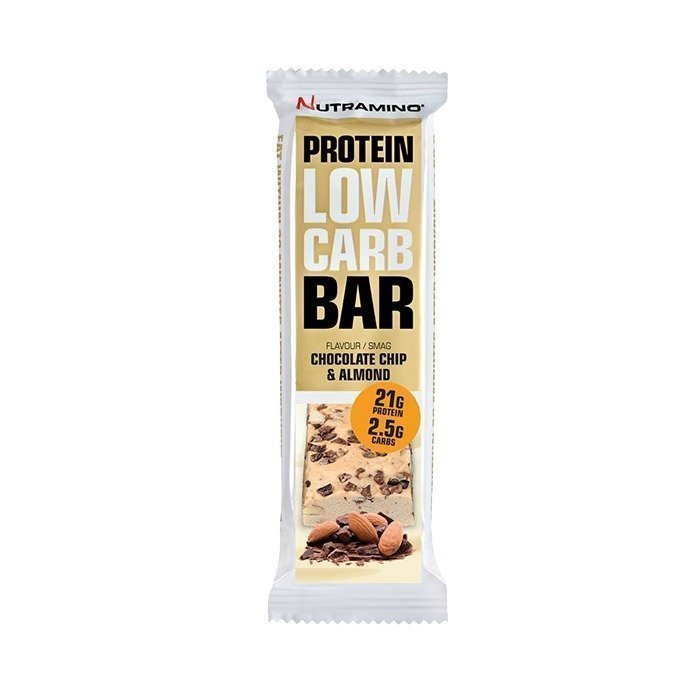 Nutramino Lean Protein Bar 60 g Raspberry Chocolate