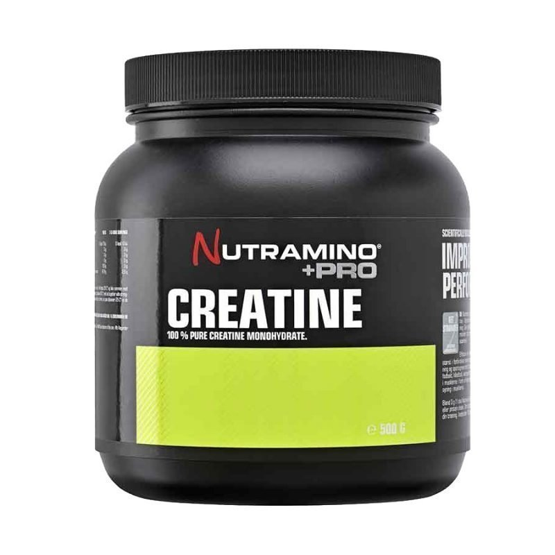 Nutramino +Pro Creatine Monohydrate 500 g