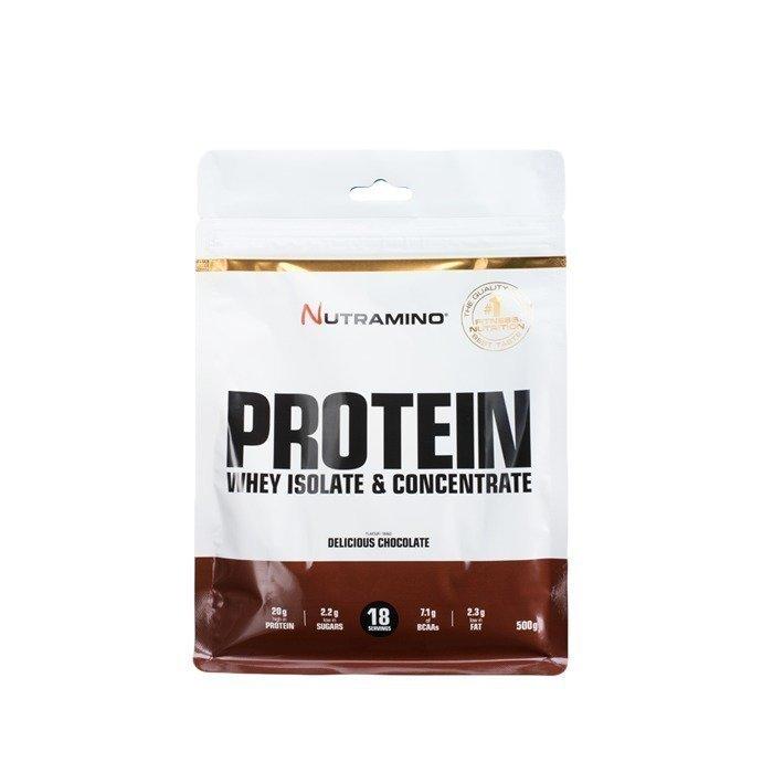 Nutramino Whey Protein 500 g Chocolate Banana