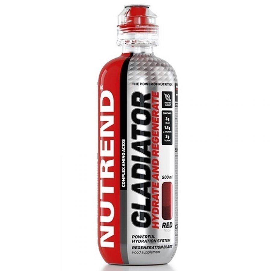 Nutrend Gladiator 500 Ml Punainen