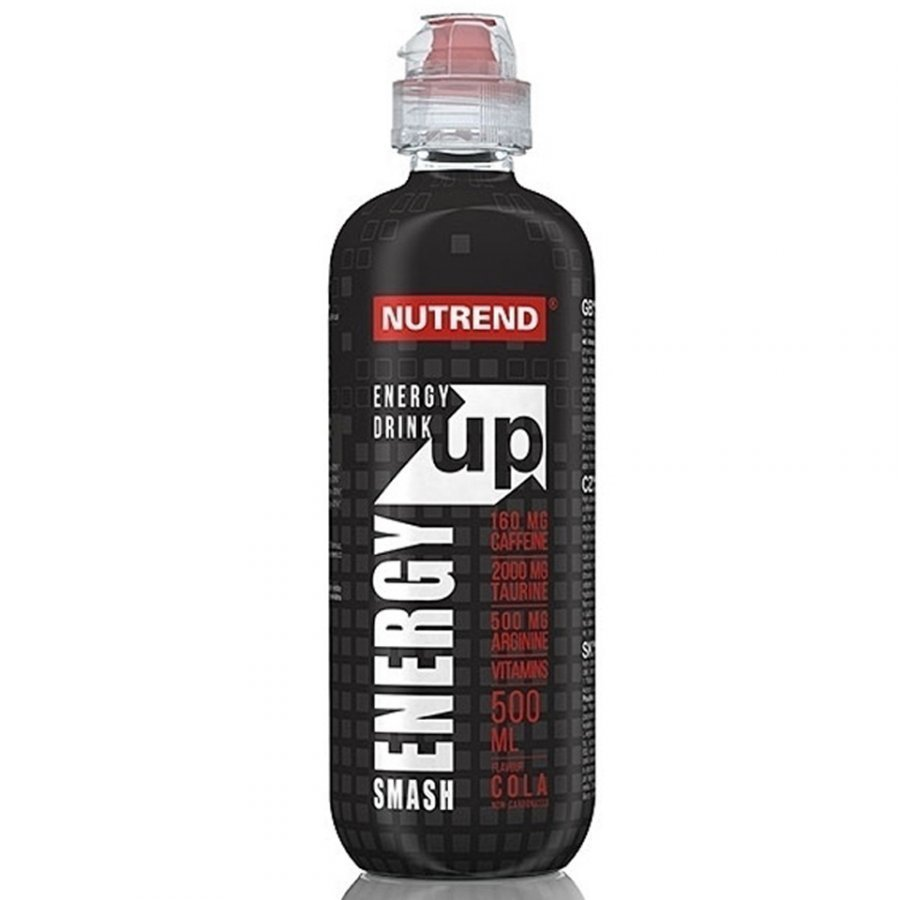 Nutrend Smash Energy Up 500 Ml Vihreä