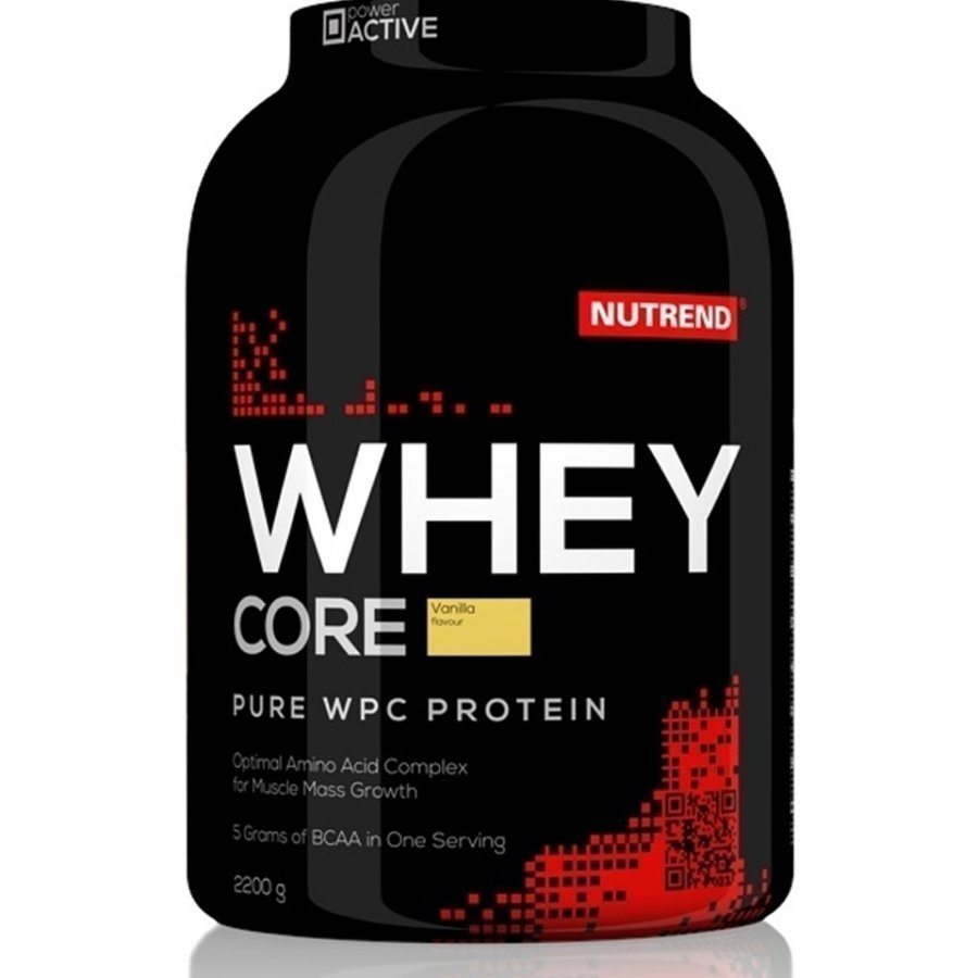 Nutrend Whey Core 100 2250 G Chocolate And Cocoa