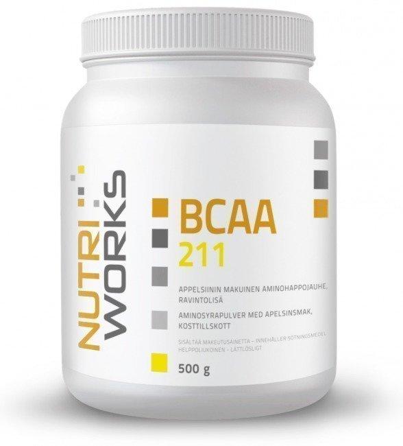 Nutri Works BCAA 211