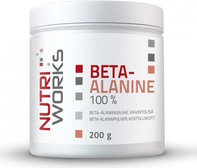 Nutri Works Beta-Alanine 100%