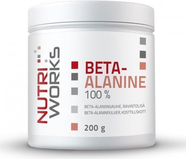 Nutri Works Beta-Alanine 100%