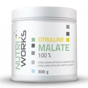 Nutri Works Citrulline Malate 100%