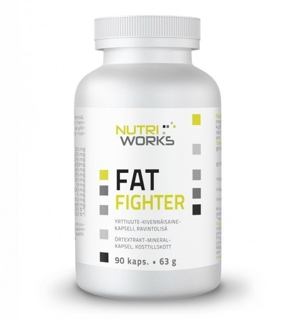 Nutri Works Fat Fighter