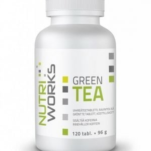 Nutri Works Green Tea