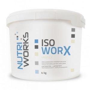 Nutri Works Iso Worx (laktoositon) 4kg