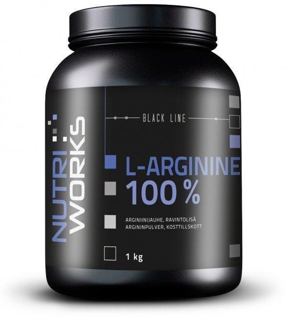 Nutri Works L-Arginine 100%