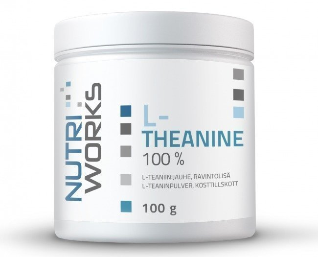 Nutri Works L-Theanine 100%