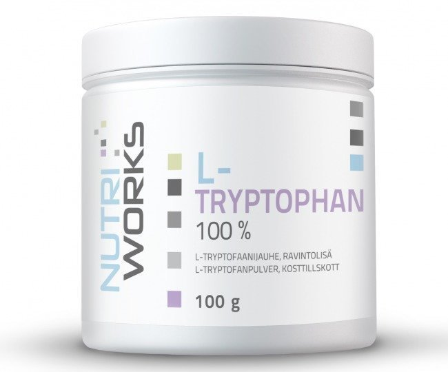 Nutri Works L-Tryptophan 100%