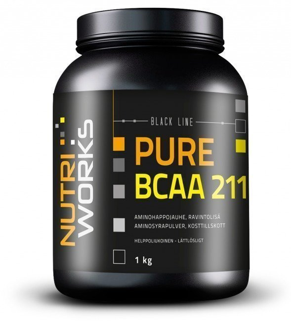 Nutri Works Pure BCAA 211