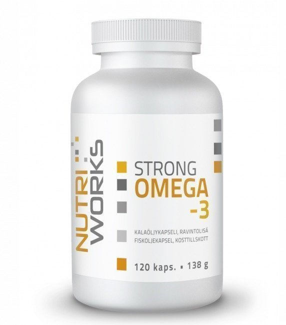Nutri Works Strong Omega-3