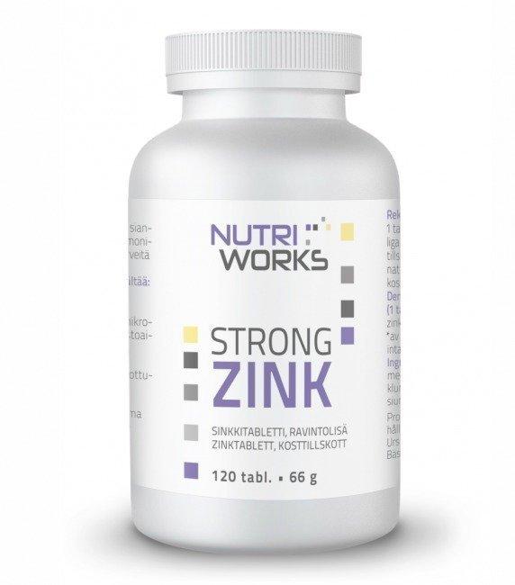 Nutri Works Strong Zink