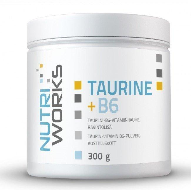 Nutri Works Taurine + B6