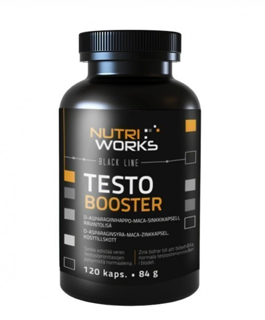 Nutri Works Testo Booster