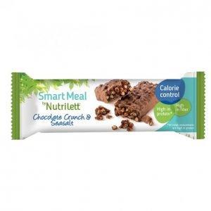 Nutrilett Chocolate Crunch Ateriapatukka 60g