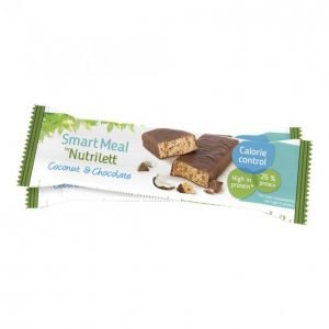 Nutrilett Coconut&Chocolate Ateriapatukka 56g