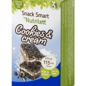 Nutrilett Cookies & Cream Bar 3-Pack